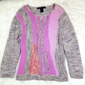 Marc by Marc Jacobs Flo Knit Pullover Sweater